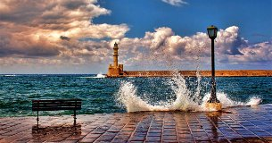 Accommodation in Autumn for Chania Crete