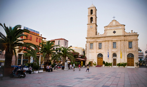 Τhe Cathedral of the Presentation of the Virgin Mary